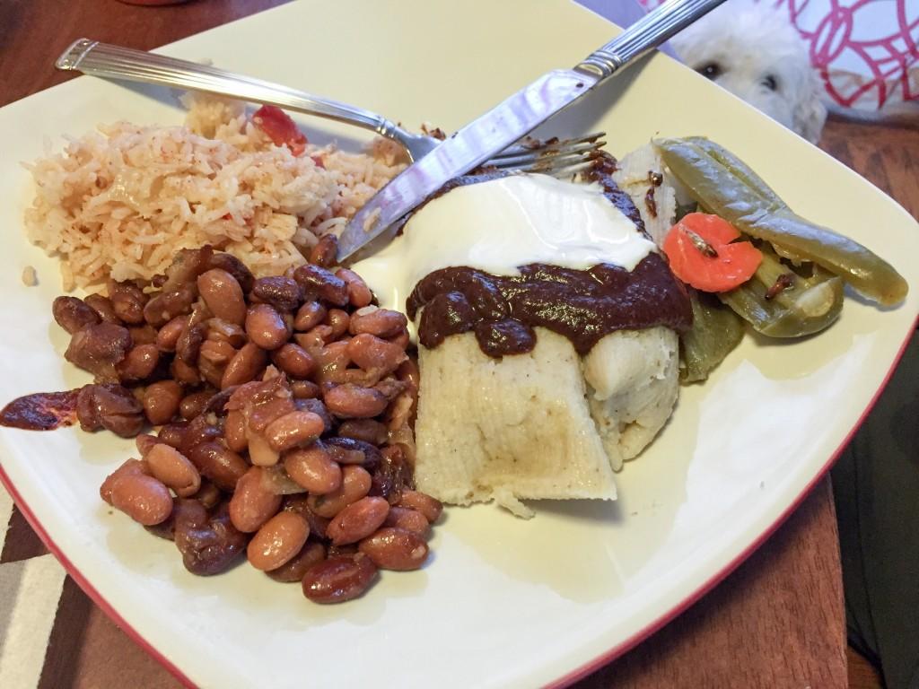 Mexicanish Molé Sauce