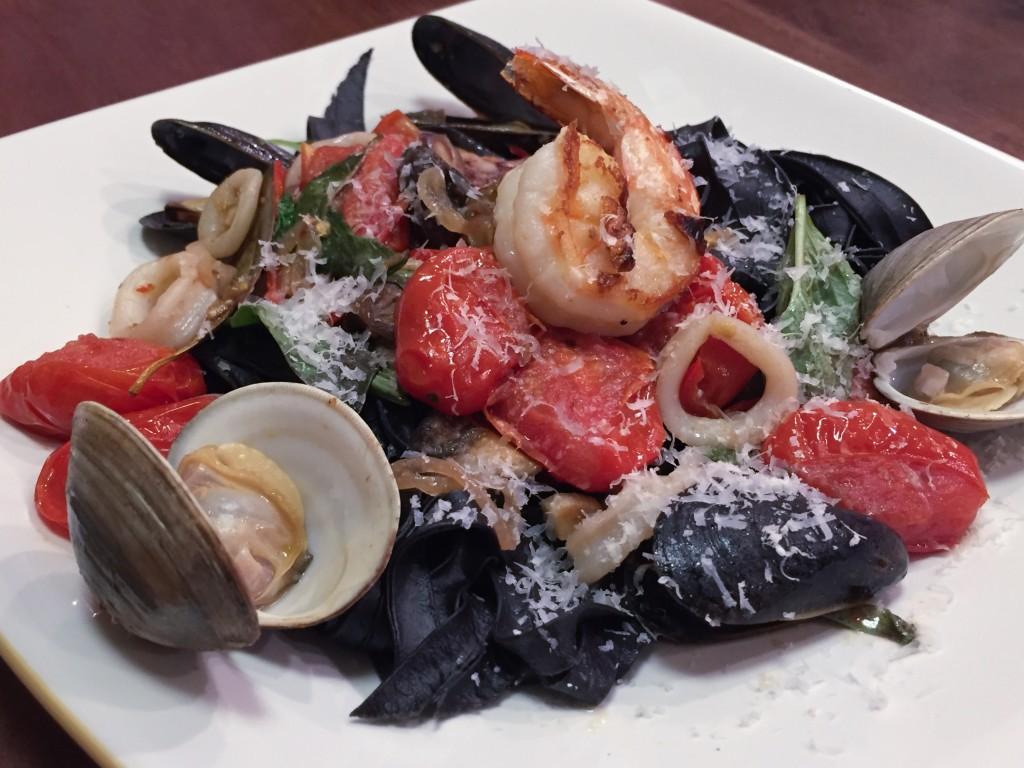 Casler's Amazing Seafood Pasta Sauce