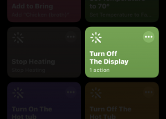 How to turn off the Display on your Mac with Siri Shortcuts