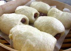 Steamed Sausage Buns