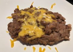 Duck Fat Refried Beans